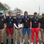 Festus Varsity Golf Team Wins Conference Championship