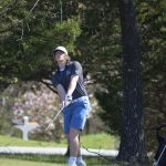 Golf Team Finishes Sixth at Districts; Two Qualify for Sectionals