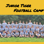 2018 Junior Tiger Football Camp in the Books for Another Year