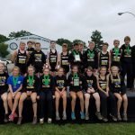 Festus Middle Takes 2nd at Forest Park, falls short to conference rival Hillsboro.