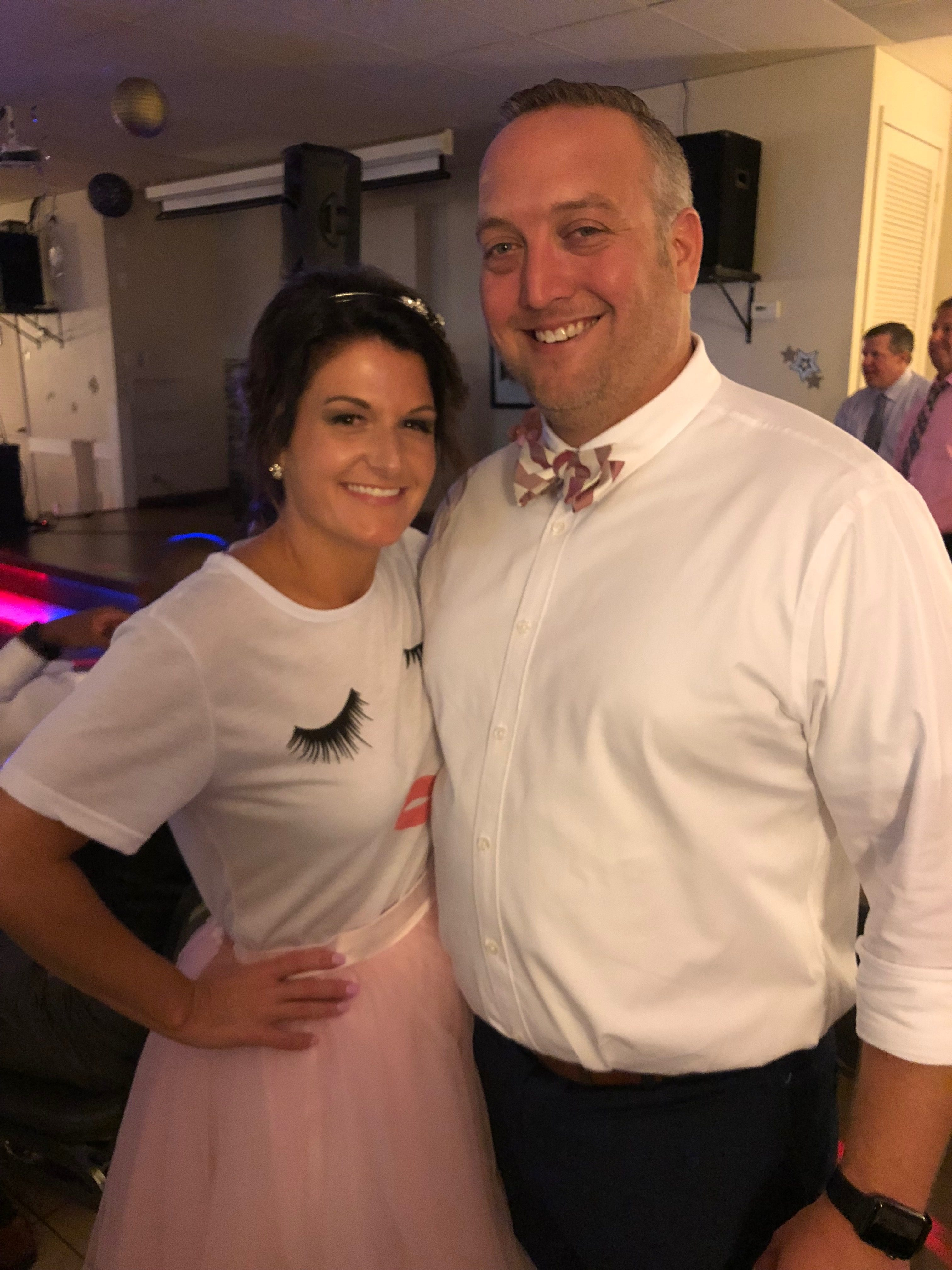 Tigerettes Booster Club Hosted Adult Prom