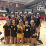 Festus Volleyball Wins Class 3 District 2 Championship Over Park Hills Central