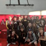 Boys Varsity Wrestling finishes 3rd place at Chaminade Tournament