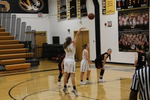 Girls Basketball vs Union