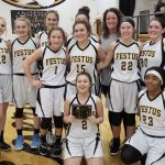 FMS 8th Grade Girls Finish Season with Conference Tournament Title