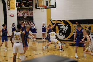 Festus Boys Basketball vs Jefferson – 2/5/19