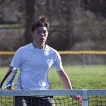 Boys Varsity Tennis beats Crystal City 5 – 4