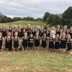 Girls Middle School Cross Country finishes 1 place at Ste. Genevieve Invitational