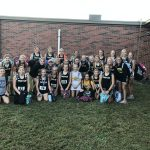 Girls Middle School Cross Country finishes 1st place at Jefferson R-7 Invitational