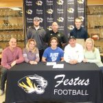 Jaden Rystrom Signs With University of Wisconsin – Eau Claire