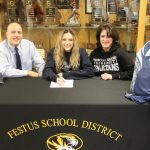Mills Becomes 1st Female Tiger To Earn Wrestling Scholarship