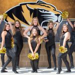Tigerette Dance Team To Compete At State