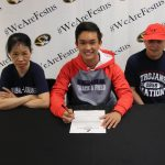 Nguyen Signs To Run Track In College