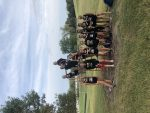 Girls Middle School Cross Country finishes 4th place at Ste. Genevieve Invitational