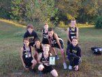 7th Grade Boy's Win Hillsboro XC Invitational – 8th Grade Takes 2nd