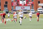 Girls Varsity loses tough battle against St. Clair 3 – 1.  JV dominates possession and passing but ends game 0 – 0..