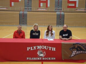 Kaydon Fosler Signs with WMU