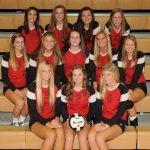 2016 Varsity Volleyball