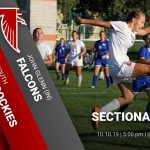 LADY ROCKIES IN SECTIONAL SEMIS TONIGHT – 5:00 pm @ Kindt Soccerplex