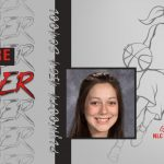 CLAIRE TANNER HONORED  – NLC ALL CONFERENCE TEAM