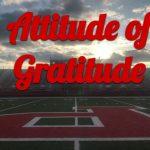 Gratitude Week