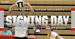 PLYMOUTH ATHLETICS – SIGNING DAY ANNOUNCEMENT – AVERY CHRISTY