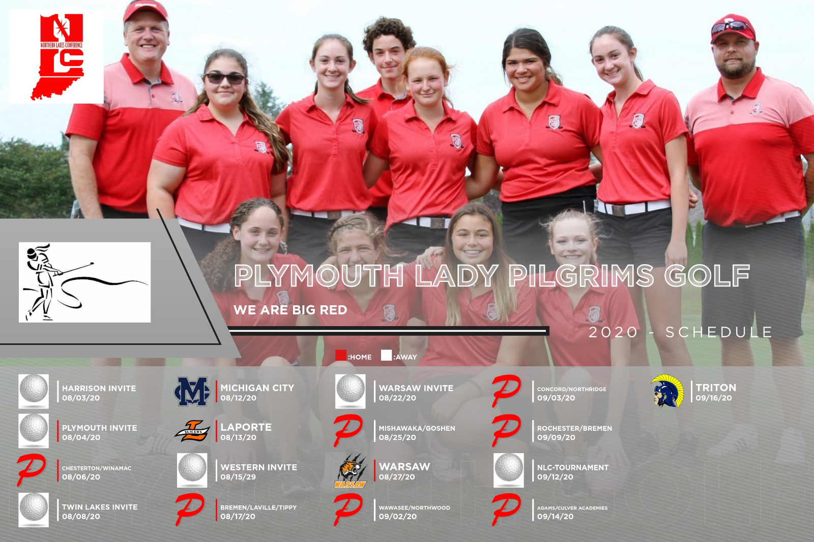 GIRLS GOLF LEADS PHS INTO FALL SPORTS