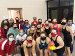 GIRLS SWIMMING SHINE AT NLC PRELIMS