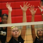 Volleyball Travels to Deshler