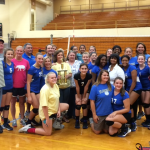 8th Grade Volleyball Wins Tournament