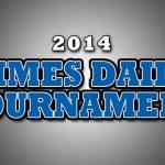 TIMES DAILY TOURNAMENT: Dec 5-9