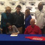 Brandi Fennell Signs Scholarship