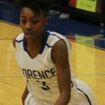 ALEXIS SHERROD NAMED TO ALL-STATE BASKETBALL TEAM