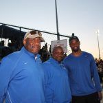 GRAHAM, WALLACE, BANKS SUPPORTING FLORENCE TRACK TEAM