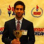 Max Erbe: Bryant-Jordan Class 6A Scholar Athlete Scholarship Award