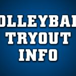 Volleyball Tryouts for the 2015-2016 Season