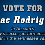Vote for Isaac Rodriguez