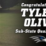 Tyler Olive qualifies for sub-state golf tournament