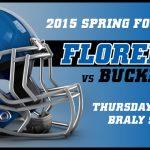 Spring Football Game vs Buckhorn Tonight, 6PM