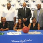 Alexis Sherrod signs with Motlow State