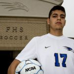 Esau Ramos named Times Daily Boy's Soccer Player of the Year
