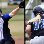 Barrett, Shollenberger named to All-State team