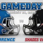 GAMEDAY: Florence vs Shades Valley