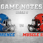 GAME NOTES: WEEK 3