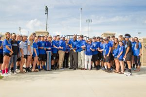 Baseball/Softball Facility Ribbon Cutting Ceremony