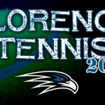 FLORENCE DEFEATS LEE IN TENNIS 8-1 , 9-0