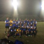 Boy's soccer team wins area
