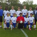 Boy's soccer defeats Mtn Brook 2-0 on Senior Night
