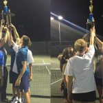 Tennis teams qualify for State