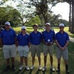 Golf sectionals results
